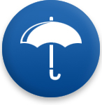 Umbrella icon - Life Insurance